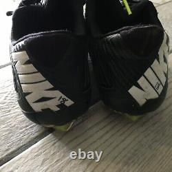 12/22/19 NFL Game Used Jersey Cleats Diontae Johnson Pittsburgh Steelers Signed