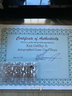 1995 KEN GRIFFEY JR Game Used Certified