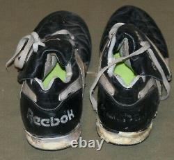 1996-98 Paul Molitor Minnesota Twins Game Used Worn Cleats Shoes Reebok