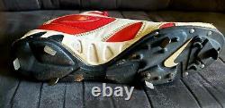 1997 Cincinnati Reds BARRY LARKIN GAME USED WORN Cleat