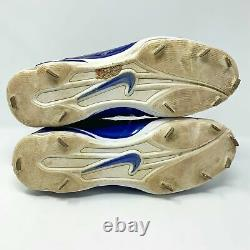 2009 Giovanni Soto Chicago Cubs Player Exclusive Cleats Autographed Game Worn PE