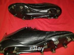 2012 Tampa Bay Buccaneers Vincent Jackson Game Used Shoes Cleats Worn Issued