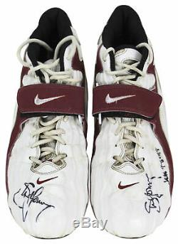 49ers Steve Young Jets 9-6-98 Authentic Signed Game Used Nike Cleats PSA/DNA