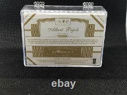 ALBERT PUJOLS 2019 Panini Flawless 10/17 Game Used SPIKE / CLEAT St. Louis Cards