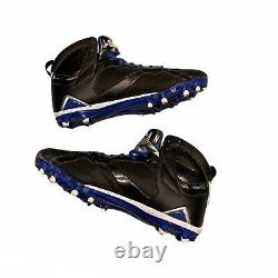 Air Jordan Promo Sample Cleats, Andre Johnson, Player Exclsuive, Game Used, NFL