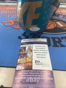Alan Robinson Signed Game Used Nike Hyperfuse Cleat Jacksonville Jaguars JSA