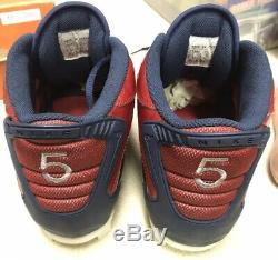 Albert Pujols 2003 NIKE St. Louis Cardinals Game Used/Issued Promo Shoes/Cleats