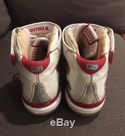 Albert Pujols Game Used Cleats Signed 2x MLB Auth Cardinals Angels