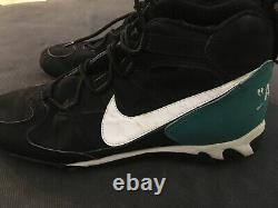 Alex Rodriguez Arod Game Used Cleats Mariners