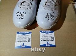 Andrew McCutchen Game Used Cleats Signed Autographed Auto NIKE Alpha Huarache 2
