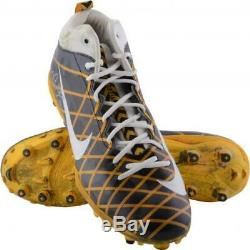 Ben Roethlisberger Auto Game-Used Cleats vs. Cowboys on 11/13/16 Fanatics