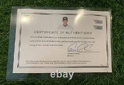 Carlos Correa Houston Astros Game Used Custom Cleats Signed 2016 Correa LOA
