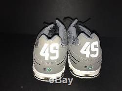 Chris Sale Chicago White Sox Signed 2015 Game Used Cleats 1000 Career K MLB Holo