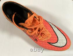 Christen Press Game Used / Worn Shoe Cleat Autographed