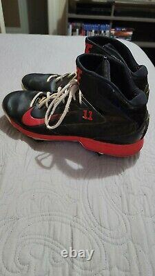 Clay Buchholz Game Worn Cleats