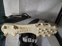 Clevland Indians Manny Ramirez Game Used Cleats 1997