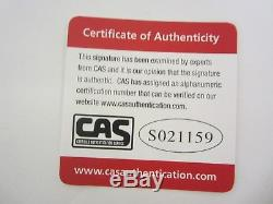 Corey Smith Ohio State Buckeyes signed game used football cleat / shoe CAS COA