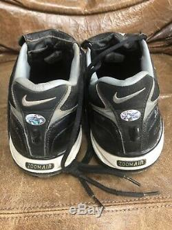 Curtis Granderson Game Used Cleats Autograohed 2007 20/20/20/20 Year