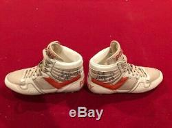 Dan Marino Game Used cleats Miami Dolphins