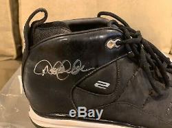 Derek Jeter Autographed Game Used Cleat (2008 Season) Steiner