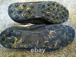 Ed Kranepool New York Mets Game Used Signed Autographed Turf Cleats