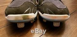 Evan Longoria Game Used Cleats No COA