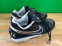 Evan Longoria Game Used and Autographed Shoes (Cleats) Mead Chasky Holo