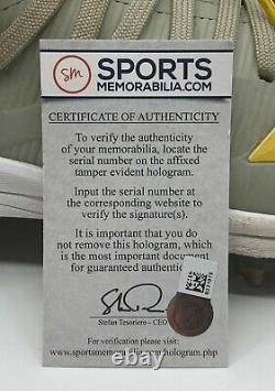 Fernando Tatis Jr Signed 2020 Game Used Adidas Cleats Sz 11.5 Autographed COA