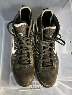 Game Used Alex Rodriguez Cleats NY YANKEES