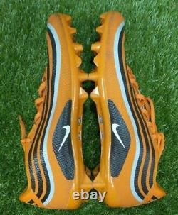 Game Used Jarvis Landry Nike Carbon V Propulsion Size12.5 Orange 22588-753919