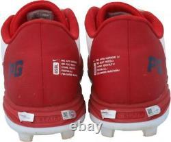 Game Used Paul Goldschmidt Cardinals Cleat Fanatics Authentic COA Item#10951745