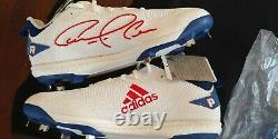 Game issued Carlos Correa Houston Astros PE Cleats not used Addidas 2018 WBC