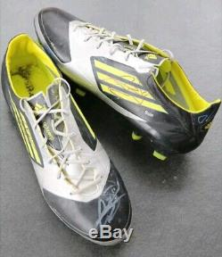 Garrth Bale Tottenham Hotspur Match Worn Game Used Signed Dirty Boots Cleats