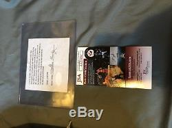Hank Aaron 1957 Game Used Cleats Braves JSA Gene Conley Letter Of Providence HOF