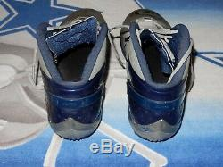 Jason Witten Game Used Worn / Practice Used Autographed Dallas Cowboys Cleats