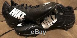 Jordy Nelson Signed Game Used Green Bay Packers Nike Cleats 11/16/14 vs Eagles