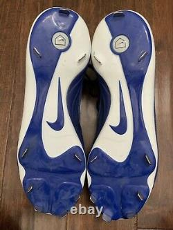 Jorge Soler 2014 GAME USED Royals CLEATS pair autograph SIGNED