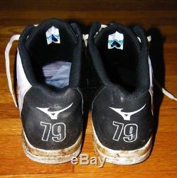 Jose Abreu Game Used Worn Signed Chicago White Sox Cleats Jsa Player Direct
