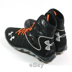 Jose Fernandez Game Used Worn Cleats'13 Rookie Of Year Marlins Jsa Photo Match