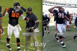 Julius Peppers Chicago Bears Game Used Game Worn Cleats