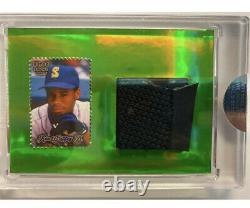 KEN GRIFFEY JR. 1997 Game Used Cleat 1 Of 1 -Mariners