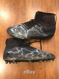 Keenan Allen Los Angeles Chargers Game Used Cleats Gloves Jersey San Diego