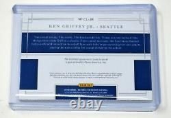Ken Griffey Jr 2020 Panini National Treasures Game Used Cleats Relic /14 #cl-jr