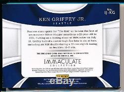 Ken Griffey Jr /6 Mariners Game Used Cleat Relic NIKE LOGO 2017 Immaculate