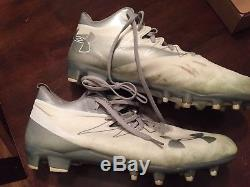 Kenny Stills Miami Dolphins Game Used Worn Jersey & Cleats Saints Sooners