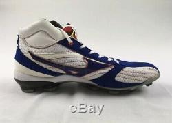 Kenta Maeda Los Angeles Dodgers Game Used Cleats Japan Hiroshima Toyo Carp MLB