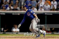 Kris Bryant Chicago Cubs Signed and Game Used GU Cleats w Fanatics COA
