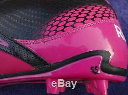 Lance Briggs Chicago Bears Game Used Game Worn Bca Cleats