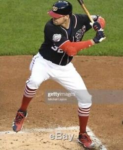 Matt Wieters Washington Nationals Game Used Cleats Cardinals MLB Orioles
