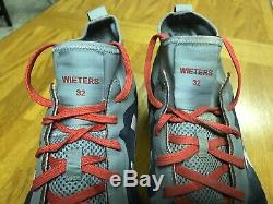 Matt Wieters Washington Nationals Game Used Players Weekend Cleats Cardinals MLB